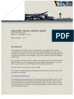 Singapore Virtual Airlines Ops Manual 31