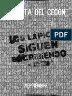 Revista del CECoN - EDICIÓN SEPTIEMBRE '14