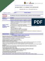 PLANEACION DE LA PRIMERA SEMANA SEXTO GRADO 2014.doc
