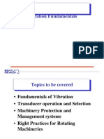 Vibration Fundamentals to System 1