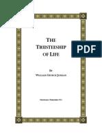William G Jordan - The Trusteeship of Life