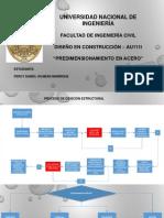HUAMÁN - PREDIMENSIONAMIENTO EN ACERO.pptx
