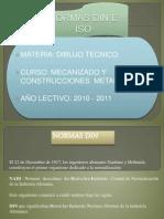 CAPITULO 0.2 NORMAS DIN E ISO.pptx