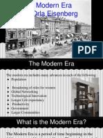 Modern Era Final Presentation