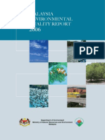 Environmental Quality Report (EQR) 2006