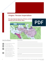 persian wars workbooklet