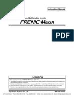 Fuji Frenic Mega Manual