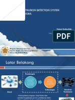 Slide Review Paper Mobile Agent Intrusion Detection System (MA-IDS) for Cloud Environment