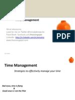 Time Management Final