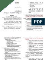 The 2008 Revised Student Election Code of de La Salle University-Dasmarinas