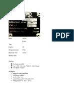 Spesifikasi & kendala Kompresor.docx