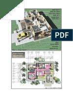 Plan Rumah setingkat