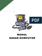 Modul Komputer Dasar