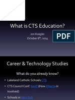 cts summary
