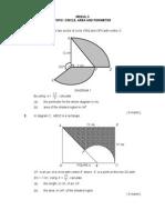 MODULE 3-Circle Area and Perimeter