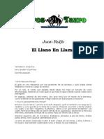 Rulfo, Juan - El Llano En Llamas.doc