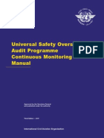 ICAO_Universal Safety Oversight Audit Programme Continuous Monitoring Manual (Doc 9735)