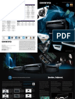 Catalogue Onkyo 2014-2015