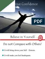 Improve Confidence