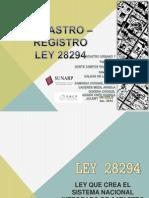 LEY 28294.pptx
