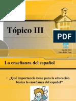 Enseñanza del español.pptx