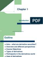 Derivatives Model