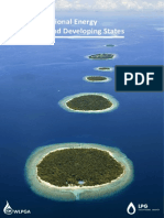 LP Gas Exceptional Energy for Small Island Developing States -2