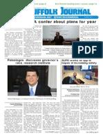 The Suffolk Journal 10/8/2014