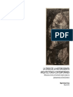 La crisis en la historiografía arquitectónica contemporánea.pdf
