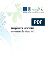 13_Managementul supervizarii