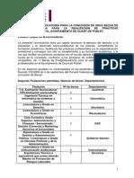 Becas de  postgraduados/as para la realización de prácticas  profesionales en el ayuntamiento de Quart de Poblet 2014-2015.
