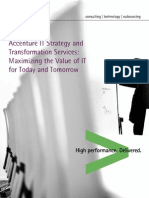 Accenture IT Strategy Transformation Services(1)