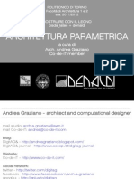 Dispensa09 Arch Parametrica
