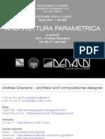 Dispensa09 Arch Parametrica