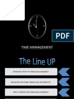 Time Management For Sales Person