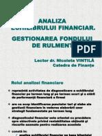 Finantele intreprinderii CIG anul 1