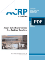 TRB - ACRP Report 40 Airport Curbside and Terminal Area Roadway Operations - 2010.pdf