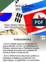 Guerra Das Coreias