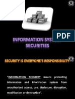 Management Information System Security