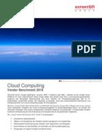 Experton_Cloud Vendor Benchmark_Info_220110