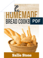 The Homemade Bread Cookbook