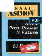 Isaac Asimov 66 Essays on the Past, Present Future