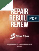 Sinn Féin Pre Budget October2014