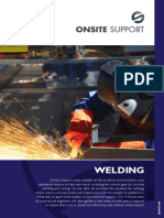 Welding OnSite Support Catalogue 2012v1