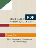 COMO ELABORAR UMA APRESENTAÇÃO SLIDES.pdf