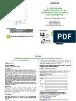 JORNADA LA MEDIACION COMO VIA DE SOLUCION DE CONFLICTOS.pdf