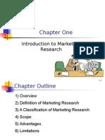 marketing reearch