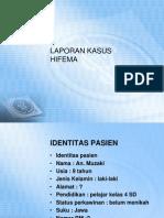 Hifema Ppt New