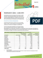 Leiden detailhandel in cijfers 2013