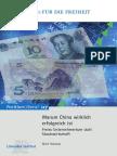 Warum China wirklich erfolgreich ist